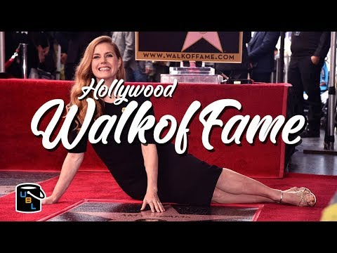 Hollywood Walk of Fame - Bucket List Travel Ideas