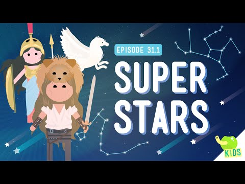 Super Stars (Constellations): Crash Course Kids #31.1
