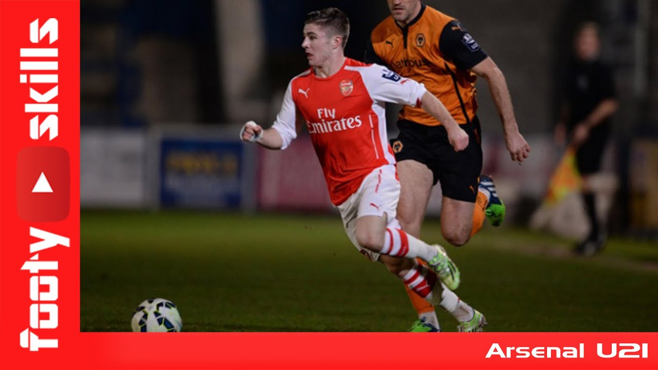Wolves U21 Vs Arsenal U21 Highlights Youtube