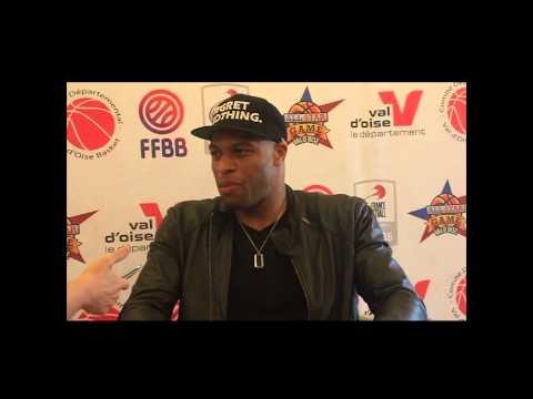 Les interviews du All Star Game Val d'Oise 2015 - Aloysius Anagonye