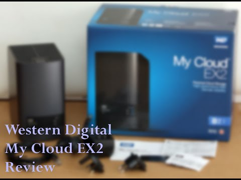 Western Digital My Cloud EX2 NAS Device | Reivew