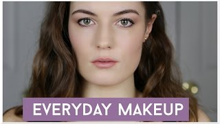 Soft & Natural Everyday Makeup Thumbnail