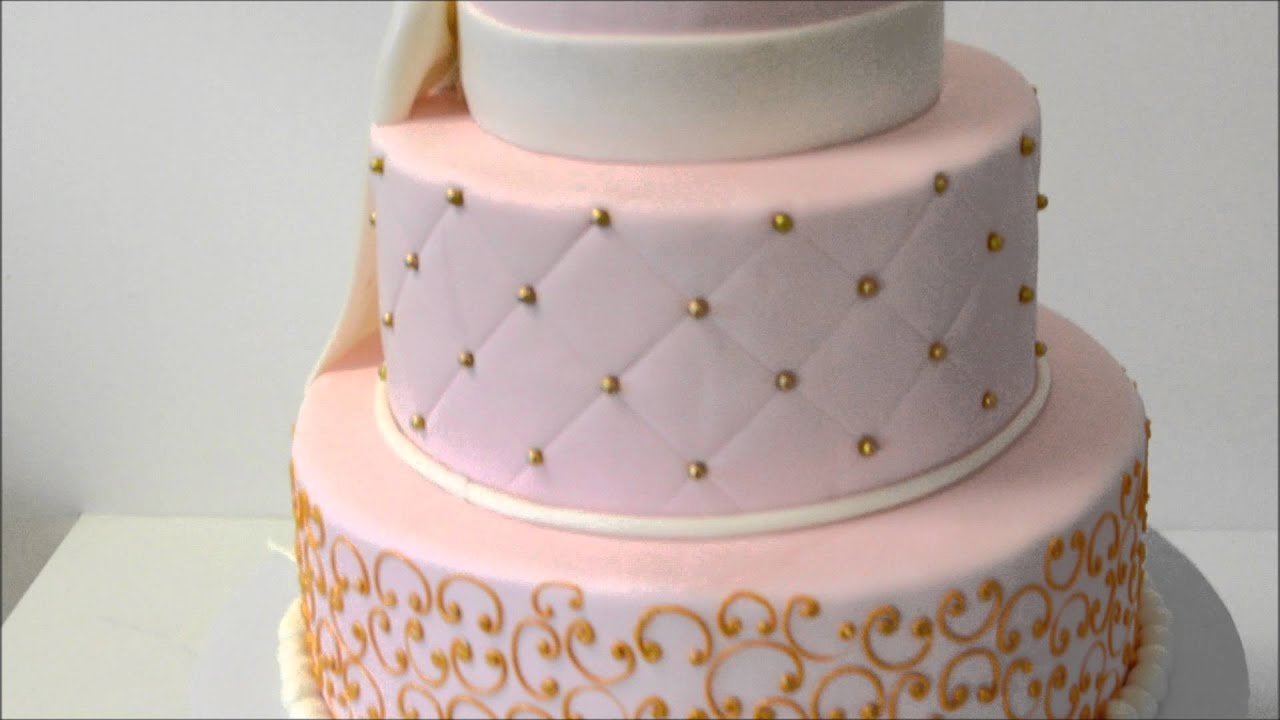 why is wedding cake tiered princess theme cake in three tiers 27472
