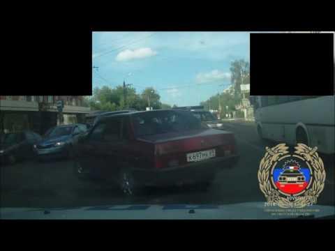 В Твери развернулась нешуточная погоня: пьяный водитель удирал от нескольких экипажей ДПС