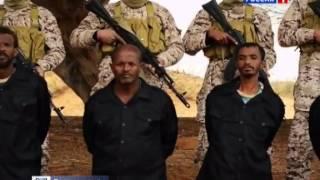 Сценарий казни: изуверы из ИГИЛ работают на публику