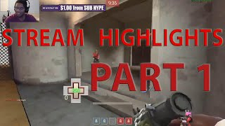 Tagg: Stream Highlights | Part 1