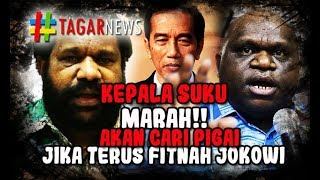 Download Video Saat Kepala Suku Papua M4r4h Karena Jokowi Difitn4h MP3 3GP MP4