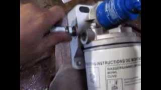 фильтр грубой очистки топлива КамаЗ с подогревом.