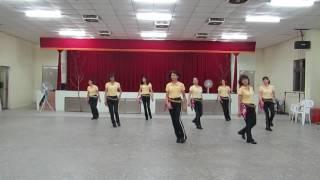 Spanish Flamenco Matodors line dance 西班牙鬥牛士