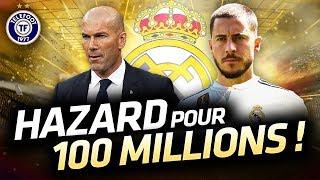 Eden Hazard au Real Madrid, c'est fait ? - La Quotidienne #472