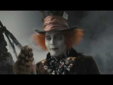 Alice In Wonderland - Tea Party Clip (HQ)