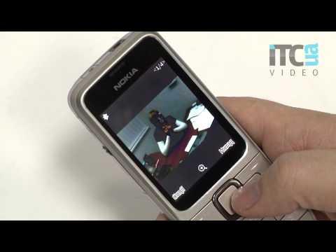 Обзор Nokia 2710 Navigation Edition