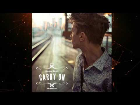 CARRY ON Instrumental (Smooth Guitar Pop Beat) Sinima Beats
