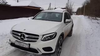 Mercedes-Benz glc 2018 тест драйв