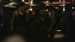 Salsa freestyle by Louis and Alexandra @ O'Sullivan