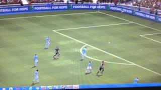 Fifa 14 Rainbow Shot With Ibrahimovic