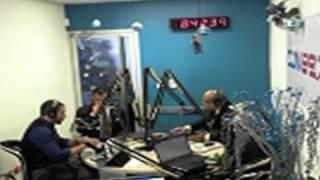 Entrevista @ Diario de 3 - CDN Radio 92.5FM