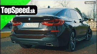 Jazda BMW 6 GT (typ G32) - TopSpeed.sk