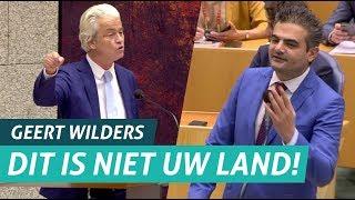 Wilders vs. Kuzu tijdens de APB