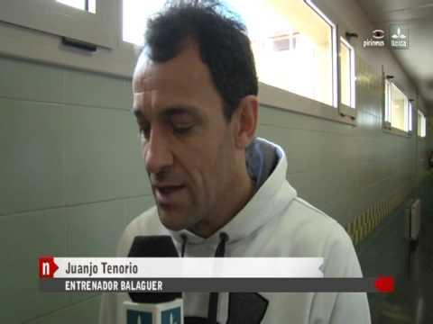 CF Balaguer 1-1 UD Cornellà (Lleida Tv)
