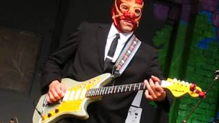 """LOS STRAITJACKETS -- """"TEQUILA"""""""