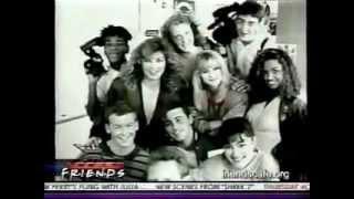 "Matt LeBlanc on Access Hollywood - ""Joey"""