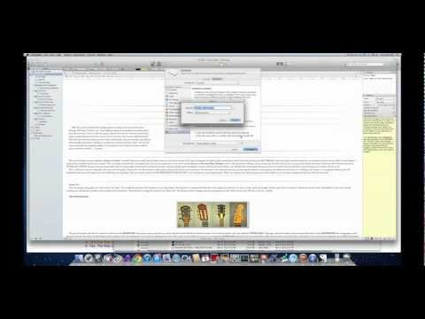 How to install Kindlegen on Scrivener