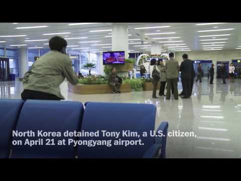North Korea is now holding three U.S. citizens