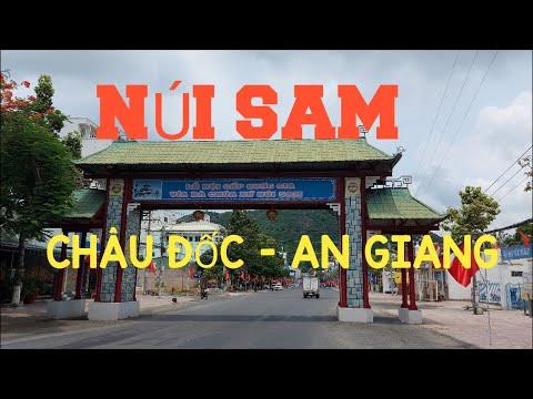 Du Lịch Miền Tây   Lên Đỉnh Núi Sam   Châu Đốc An Giang