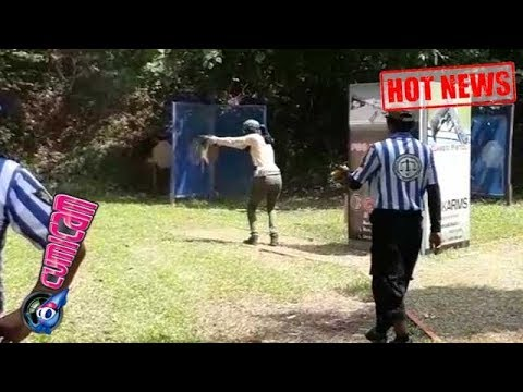 Hot News! Keren Lihat Widy Vierratale Lakukan Tembak Reaksi - Cumicam 06 Mei 2018