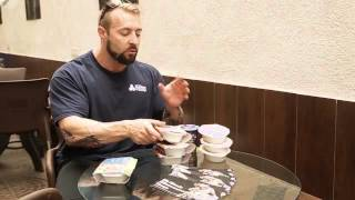 Kris Gethin Nutrition By Design Fit Meals Microwaveable Trays Project