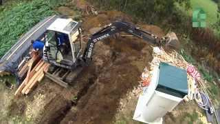 Установка автономной канализации BioDeka  (септика)(, 2015-10-29T20:27:56.000Z)