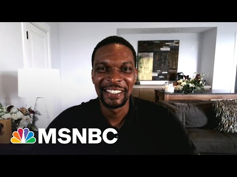 Chris Bosh Speaks Out On Student Athlete Rights