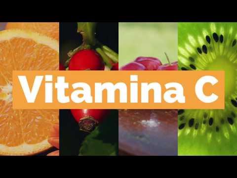 La Vitamina C - Proprietà e funzioni.