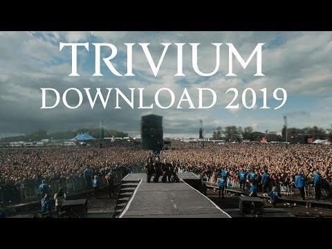 TRIVIUM | DOWNLOAD 2019 | FULL SHOW | PRO VIDEO/ AUDIO