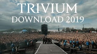 TRIVIUM | DOWNLOAD 2019 | FULL SHOW | PRO VIDEO/ AUDIO