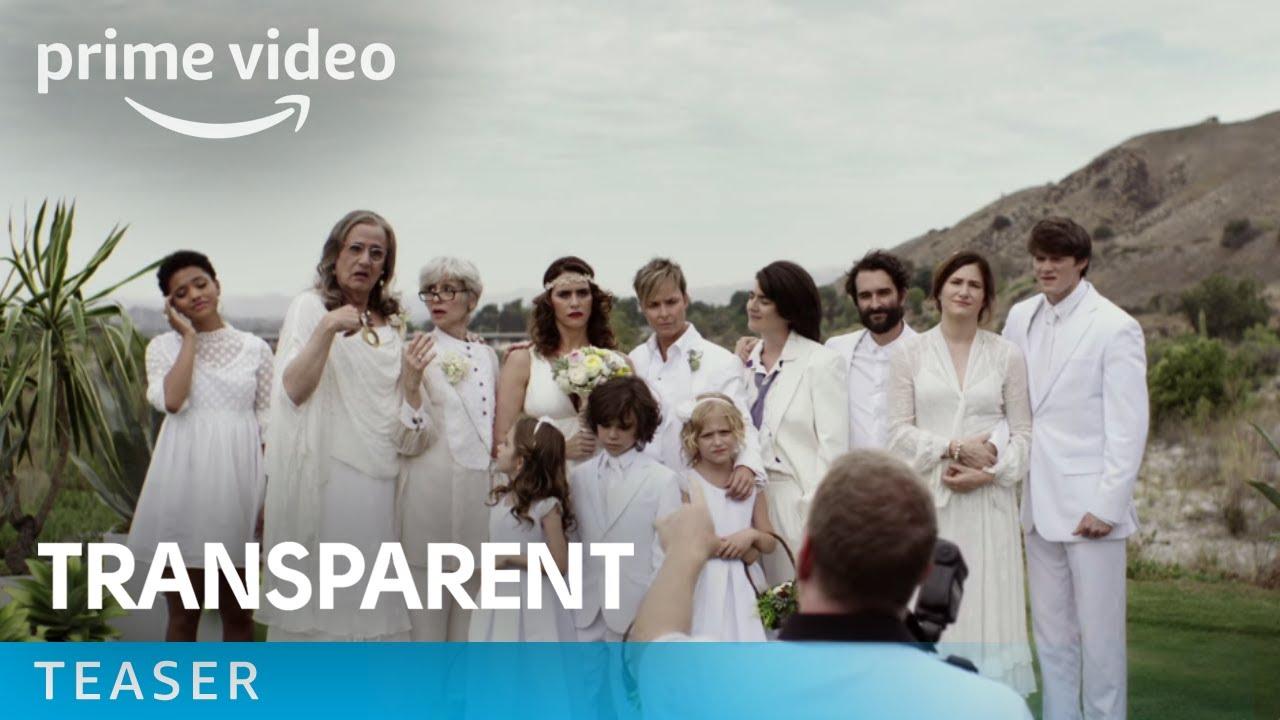 Download Transparent Season 2 Teaser - The Wedding Photo | Prime Video