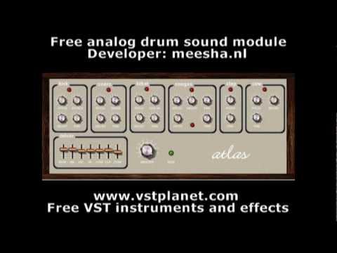 Drum VST, virtual instruments, Drum loops, Free drum kits - Page 1