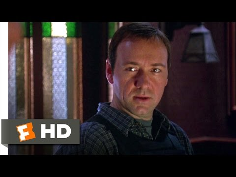 The Negotiator (10/10) Movie CLIP - Do You Like Westerns? (1998) HD