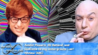 Austin Powers: Oh Behave! / Welcome to my Underground Lair!  Review
