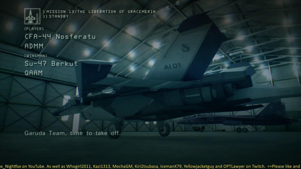 Ace Combat 6 (360)(Day 2)(Part 1)