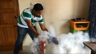 Homemade Dry Ice (Bangla)