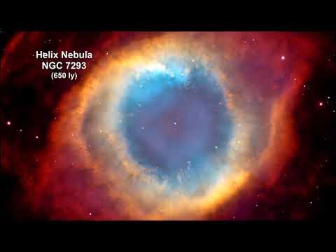 Classroom Aid – Helix Nebula – A