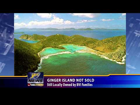 GINGER ISLAND NOT SOLD