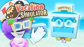 Wir schreddern Tiere & machen Fotos | VR Urlaub Simulator #3