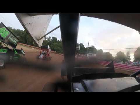 Linda's Speedway 8/12/16 Heat Race