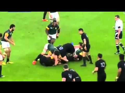 Richie McCaw could face ban for hit on Francois Louw