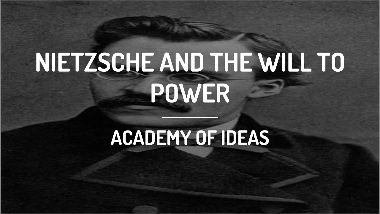 nietzsches will to power Nietzsche's idea of the overman basically, an overman must be able to control this and divert the dionysian power into something creative to nietzsche.