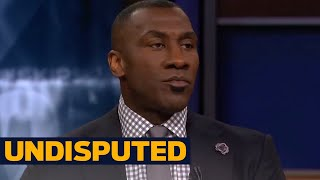 Shannon Sharpe offers advice to Dez Bryant after the Cowboys Week 9 win   UNDISPUTED