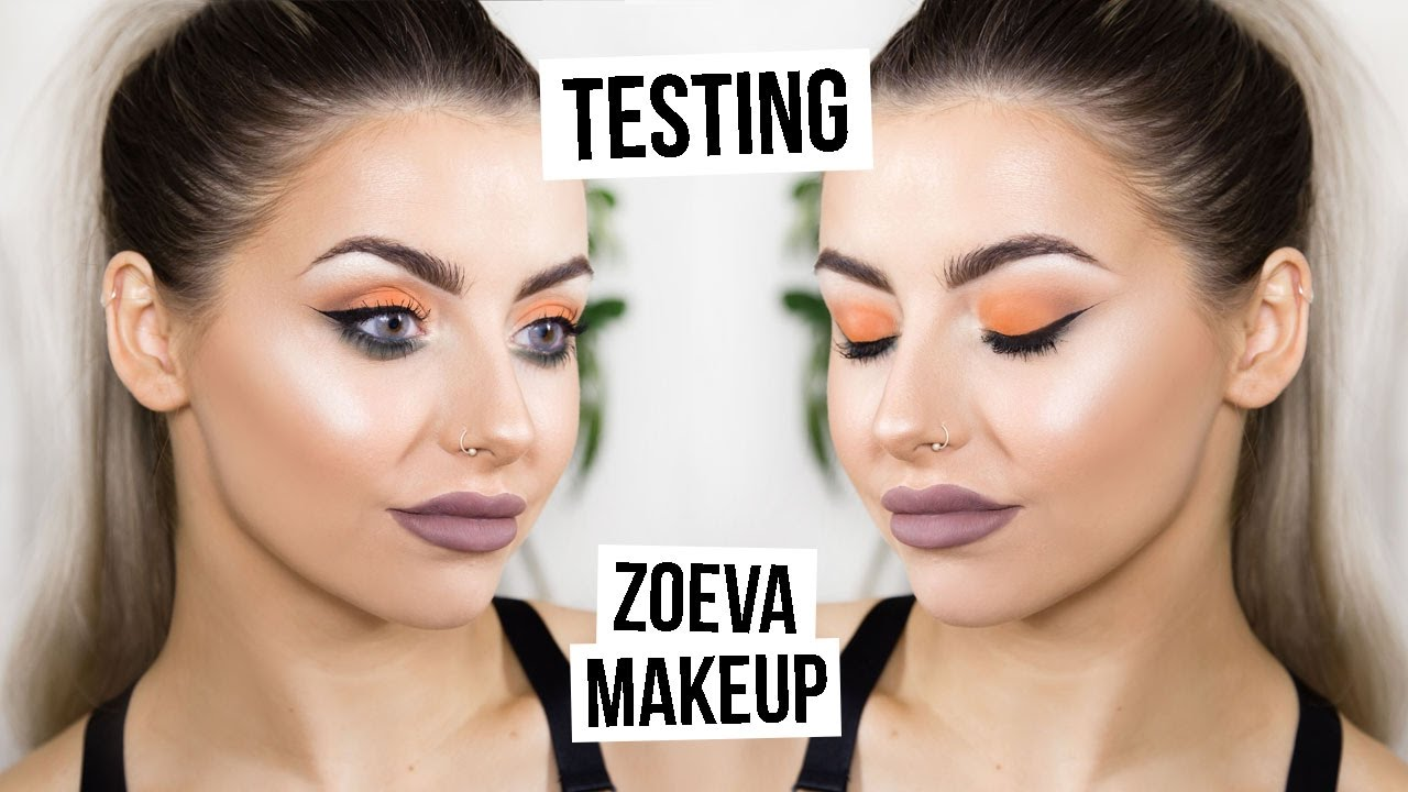 884bcf3ad17 TESTING ZOEVA MAKEUP - IS IT WORTH THE HYPE!? I COCOCHIC - YouTube